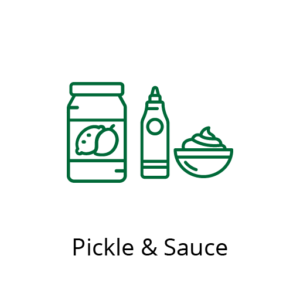 Pickle & Sauce